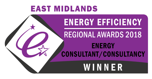 2018 East Midlands Energy Consultant Winner