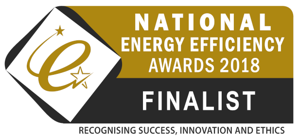 National Energy Efficiency Awards 2018 Finalist